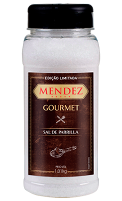 foto: Sal de Parrilla Gourmet Tradicional Mendez 1,01kg