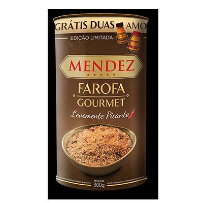 foto: Farofa Gourmet Levemente Picante Mendez 300g