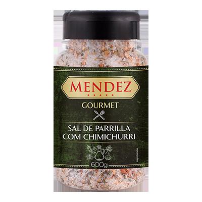 foto: Sal de Parrilla Gourmet Chimichurri Mendez 600g