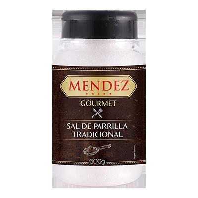 foto: Sal de Parrilla Gourmet Tradicional Mendez 600g